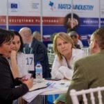 Yerli ve yabancı firmalar Match4Industry Etkinliği'ne yoğun ilgi gösterdi.