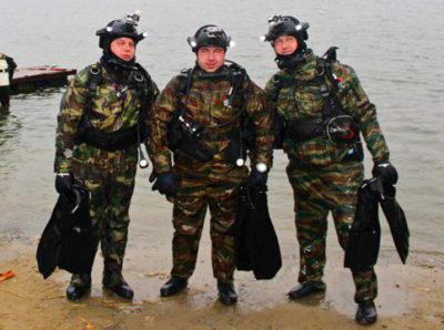 Руководители Калининградского курорта снялись в сериале «Морские дьяволы»