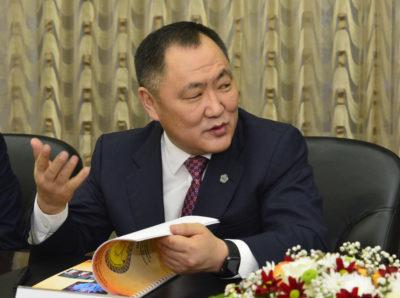 Исследование АПЭК: глава Тувы второй год подряд входит в тройку лидеров-губернаторов СФО
