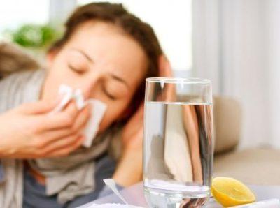 Средства защиты от весенних эпидемий гриппа и ОРВИ