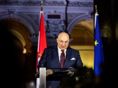 Президент ЕЕК Вячеслав Моше Кантор призвал к борьбе с антисемитизмом на всех уровнях, от политики до образования
