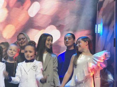 В Казани состоялся благотворительный концерт певицы Алсу