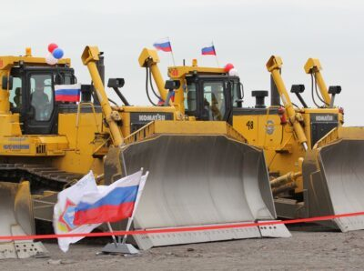 На предприятиях АО «СУЭК» в Хакасии в конце июня введена в эксплуатацию новейшая техника