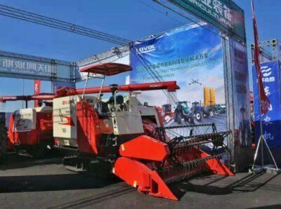 Участие в China Panjin Rural Revitalization Industry Expo-2019 приняли 515 предприятий