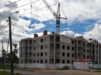 Вопросами завершения строительства проблемных домов в Великом Новгороде занимается ООО «ПРОМИНСТРАХ»