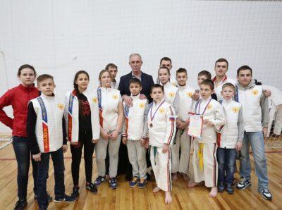 Президент РФ поддержал инициативу Ульяновской области о развитии спорта в сельской местности