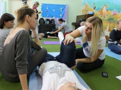 В Красноярском крае проведение семинара для семей, где растут дети с ДЦП, поддержал фонд «СУЭК-РЕГИОНАМ»