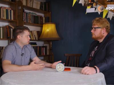 Интервью с Евгением Соловьевым, руководителем РА «Профмедиа», Златоуст