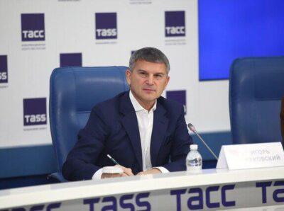 Игорь Маковский рассказал о планах энергокомпаний «Россети Центр» и «Россети Центр и Приволжье» на следующий год