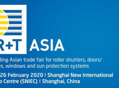 Выставка R+T Asia в Шанхае побьет рекорд посещаемости