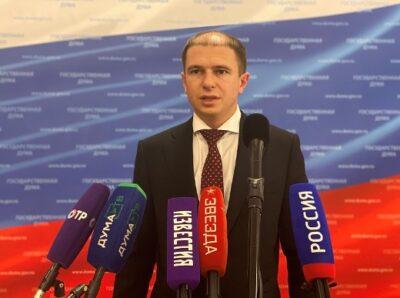 О самых важных задачах весенней сессии Государственной Думы рассказал Михаил Романов