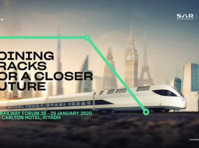 Мировая элита транспортной отрасли соберется в Эр-Рияде на 2020 Railway Forum