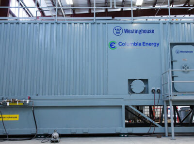 Владельцем Inspection Consultants Limited стала компания Westinghouse