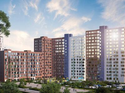 У ГК «А101» Михаила Гуцериева второе место в рейтинге по строительству жилья в Москве