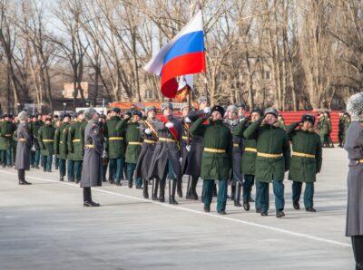 Военные строители создали с нуля современный военгородок в Ростове-на-Дону