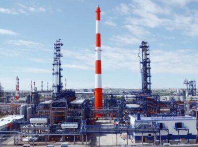 Скоро на Орском НПЗ завершат строительство паровой котельной №2