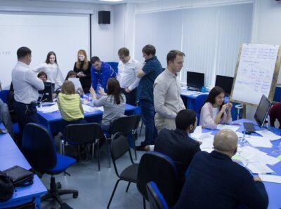 В «Нефтисе» и «Газпром нефти» прошел объединенный обучающий курс