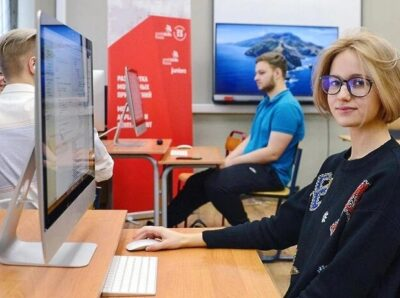 Наталья Сергунина рассказала о начале первого этапа ДКЭ для студентов