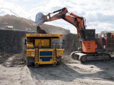 Жители Хакасии получили от компании «Русский Уголь» пайковый уголь на 6,7 млн рублей
