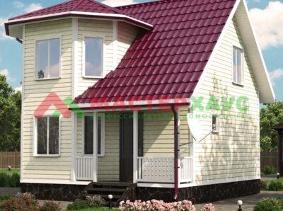 Деревянный дом от Мастер Хаус — лучшее решение для Вашей семьи