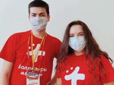 Волонтеры-медики поблагодарили СУЭК за вклад в организацию добровольческой деятельности в борьбе с коронавирусом