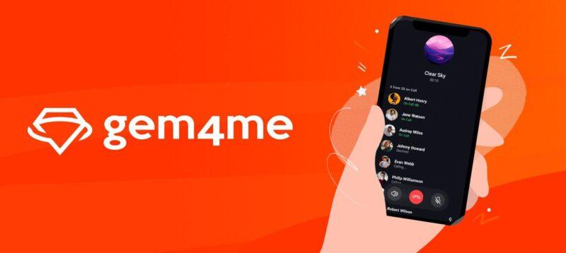Мессенджер Gem4me в новом обновлении реализовал функционал групповых звонков
