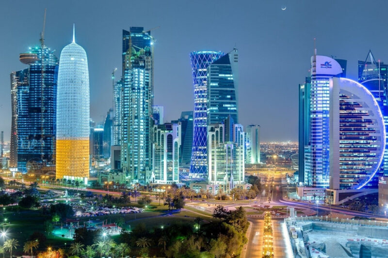 Катар принял участие в конференции Startup Village в Сколково