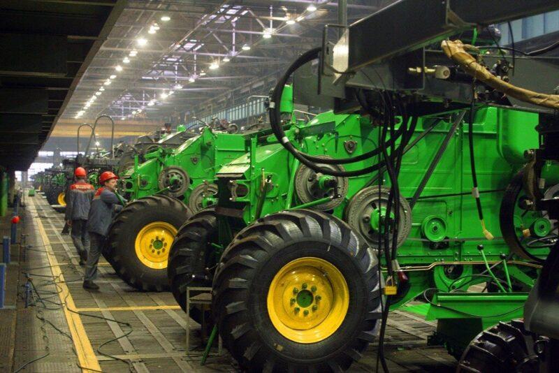В Госдуме призвали увеличить финансирование отрасли сельскохозяйственного машиностроения