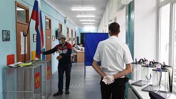 ЦИК назвала итоги голосования по поправкам