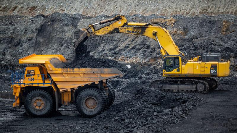 «Русский Уголь» констатировал увеличение объема добычи угля на Саяно-Партизанском разрезе на 11%