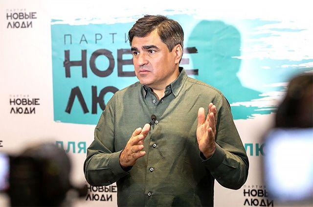 Лидер «Новых людей» присоединился к блогерам на сайте «Эха Москвы»