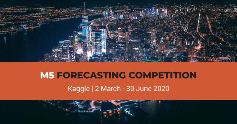 Компания GoodsForecast заняла II место на международном конкурсе по прогнозированию M5