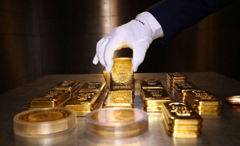 В WGC заявили о глобальном падении спроса на золотые ювелирные изделия