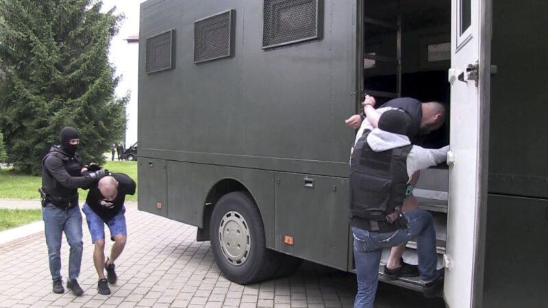 Скандальное задержание 33 россиян в Белоруссии