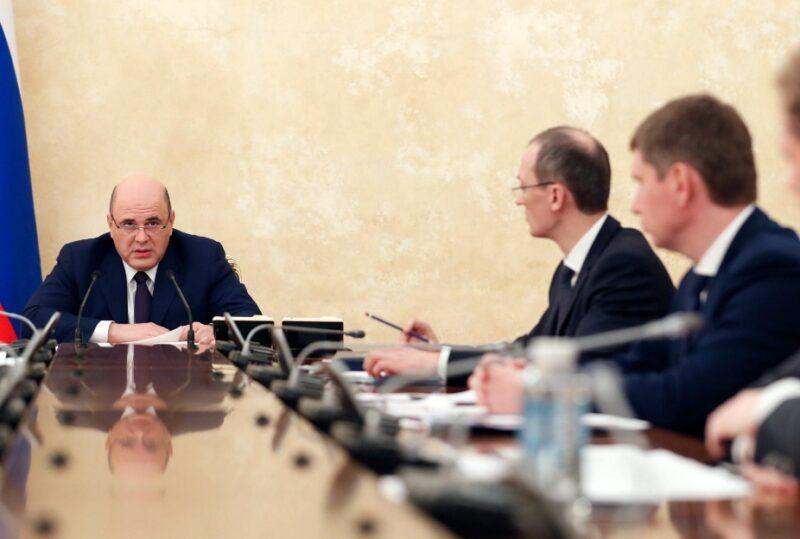 Мишустин провел совещание по вопросам развития национального зернового комплекса