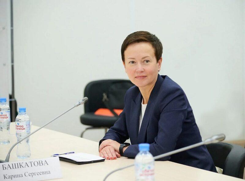 Губернатор Калужской области подписал приказ о назначении Карины Башкатовой руководителем администрации региона