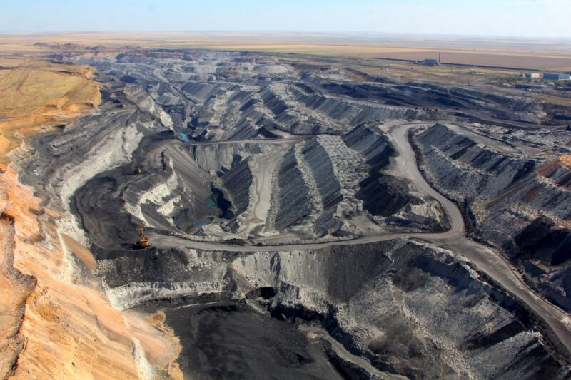 В перспективе компания «Русский уголь» собирается увеличить добычу каменного угля