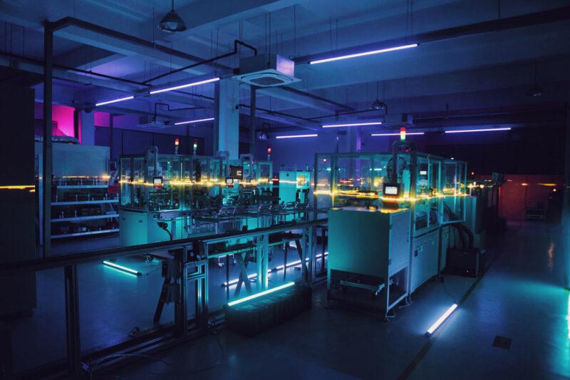 Dreame Technology представил интеллектуальный завод по производству двигателей для пылесосов