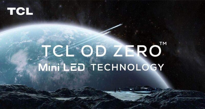 Технологию OD ZeroTM Mini-LED представила на выставке CES 2021 TCL Electronics