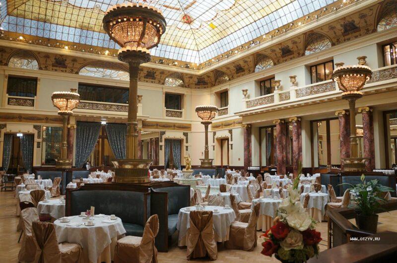 Столичным отелем «Метрополь» введена система самостоятельной регистрации