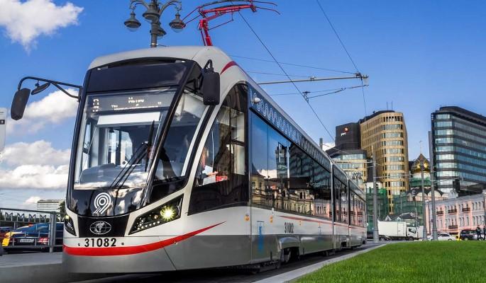 Екатеринбуржцы получат новую трамвайную линию из микрорайона Академический ГК «КОРТРОС»