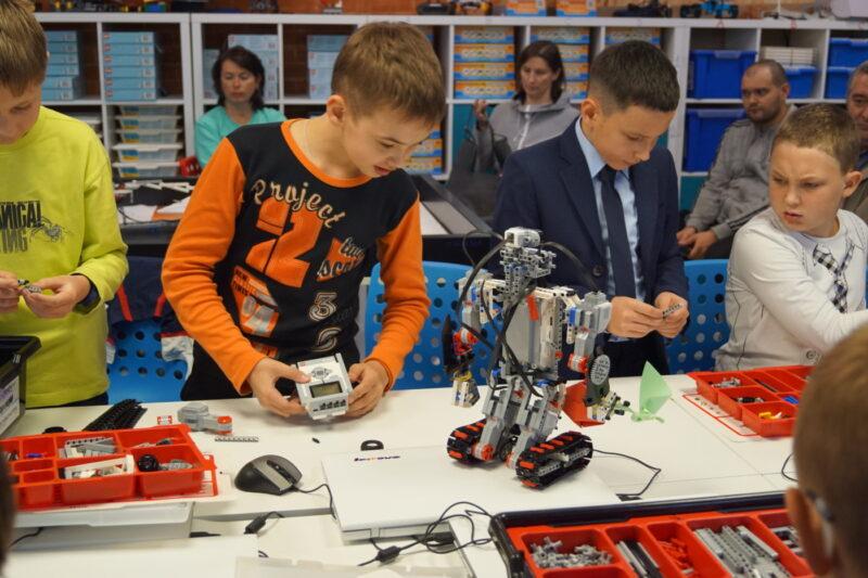 Наталья Сергунина рассказала о важности детских технопарков Москвы