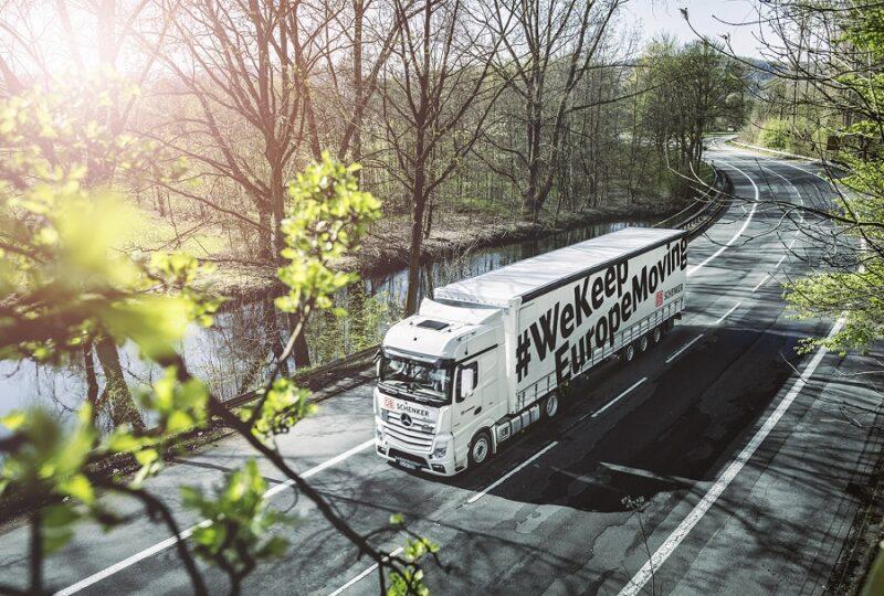 DB Schenker начинает использовать LNG в России на магистральных автоперевозках