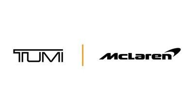 TUMI представляет коллекцию аксессуаров премиум-класса, вдохновленную McLaren