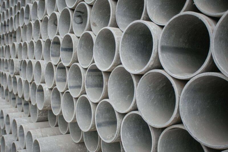 В Каспийске проложат более 500 метров хризотилцементных канализационных труб
