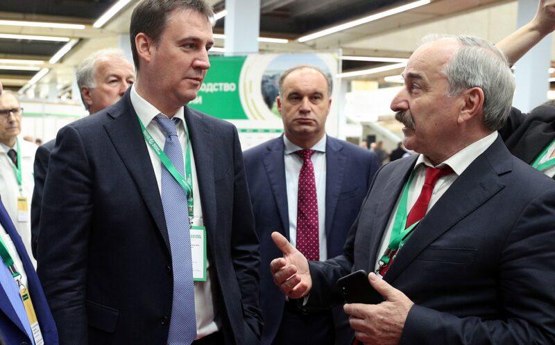 Патрушев: Россия – один из лидеров в производстве органических продуктов
