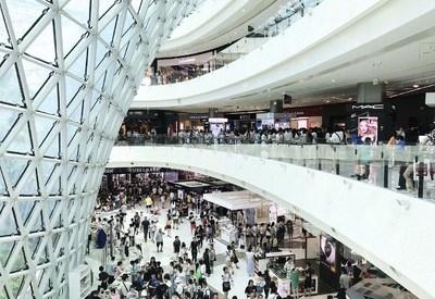 Санья повышает туристическую привлекательность благодаря выставке потребительских товаров