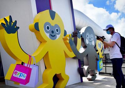Китайская международная выставка потребительских товаров представляет лучшие продукты мира