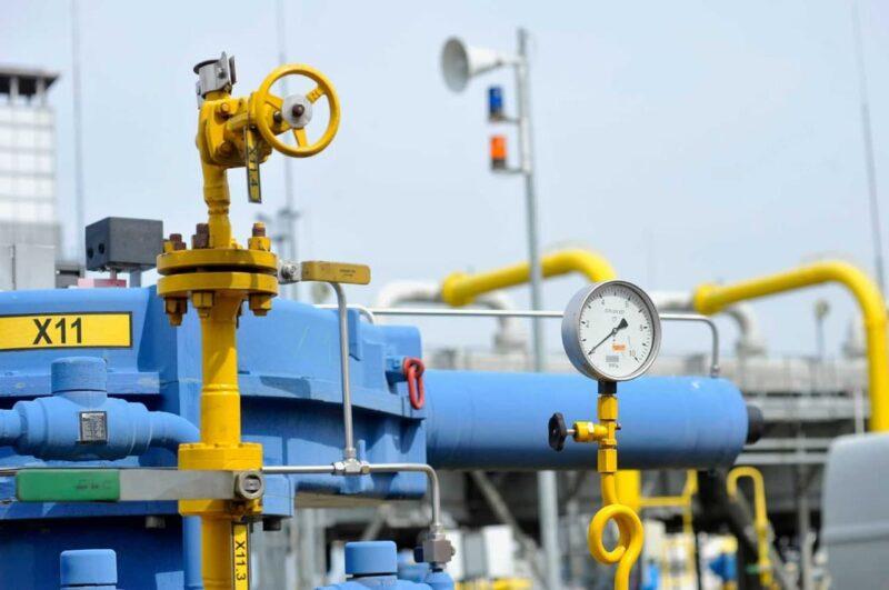 В Европе возник внеплановый дефицит газа из-за Украины и Норвегии