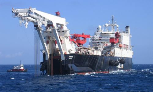 Оператор «Северного потока – 2» заявил о техническом завершении морской части первой нитки